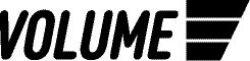 VOLUME AGENCY Logo